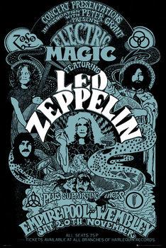Juliste Led Zeppelin - Wembley