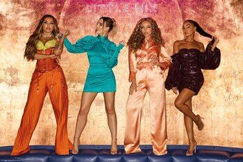 Juliste Little Mix - Bold