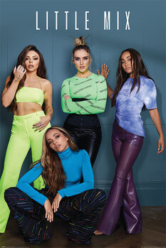 Juliste Little Mix - Group