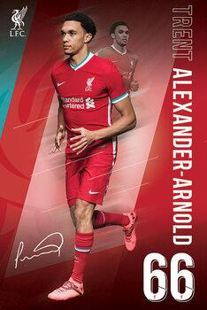 Juliste Liverpool FC - Alexander Arnold 20/2021 Season