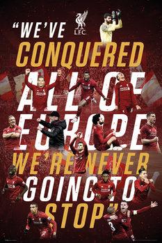 Juliste  Liverpool
