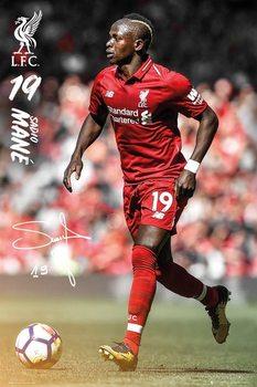 Juliste  Liverpool - Mane 18-19