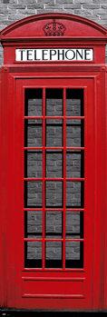 Juliste London - Red Telephone Box