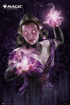 Juliste Magic The Gathering - Liliana