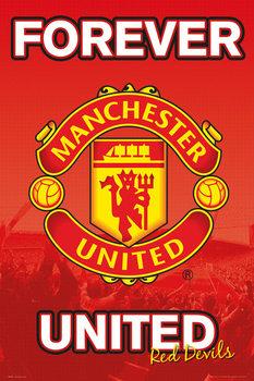 Juliste Manchester United FC - Forever 15/16