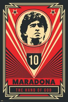 Juliste Maradona - The Hand Of God
