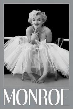 Juliste Marilyn Monroe - ballerina