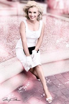 Juliste Marilyn Monroe - Plaza Hotel Blossom