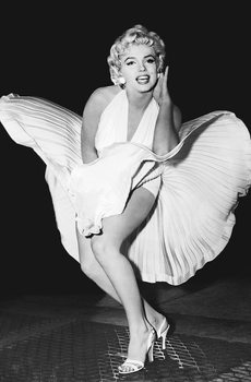 Juliste MARILYN MONROE – the legend