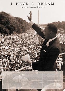 Juliste Martin Luther King
