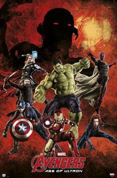 Juliste Marvel - Avengers age of Ultron