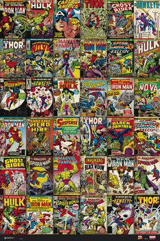 Juliste  Marvel - Classic Cover