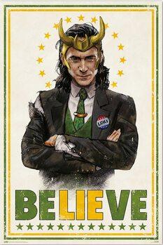 Juliste Marvel - Loki