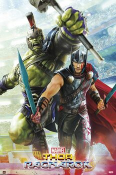 Juliste Marvel - Thor Ragnarok