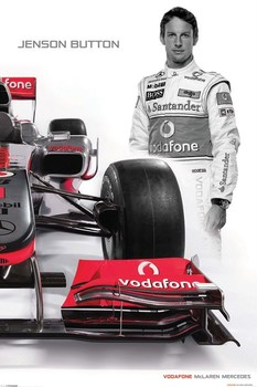 Juliste McLaren Double - button