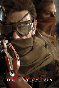Juliste Metal Gear Solid V: The Phantom Pain - Goggles