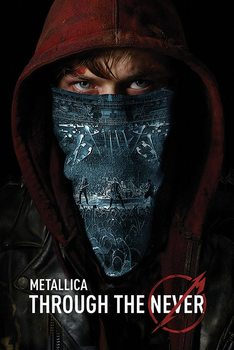 Juliste Metallica - through the never