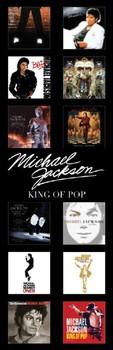Juliste  Michael Jackson - albums