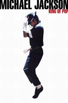 Juliste  Michael Jackson - king of pop