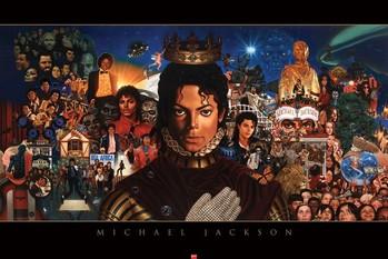 Juliste  Michael Jackson - michael