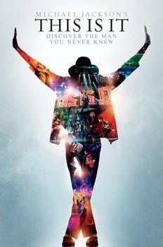 Juliste  Michael Jackson - this is it