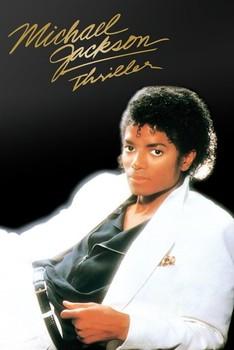 Juliste  Michael Jackson - thriller classic