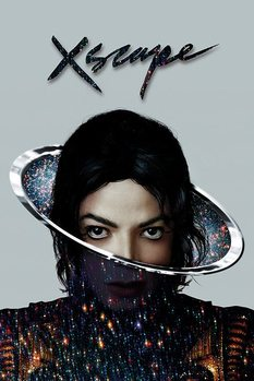Juliste Michael Jackson -  Xscape