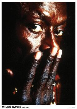 Juliste Miles Davis - 1926-1991