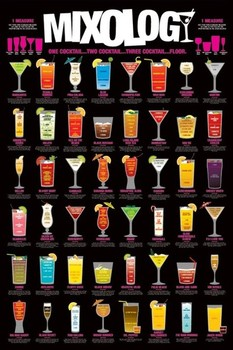 Juliste Mixology