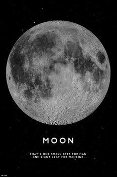 Juliste Moon