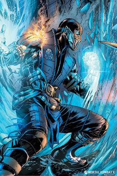 Juliste Mortal Kombat - Sub Zero