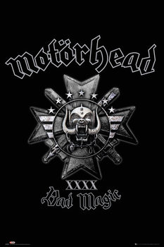 Juliste  Motorhead - Bad Magic