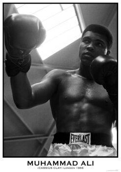 Juliste Muhammad Ali