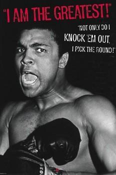 Juliste Muhammad Ali – the biggest