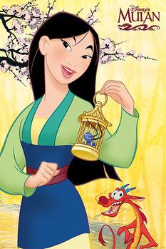 Juliste Mulan - Blossom