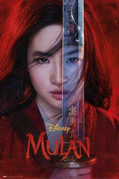 Juliste Mulan - One Sheet