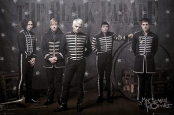 Juliste  My Chemical Romance