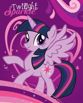Juliste My Little Pony - Twilight Sparkle
