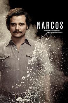 Juliste  Narcos - Blow Business