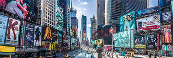Juliste New York - Times Square Panoramic
