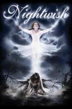 Juliste  Nightwish - resurrection