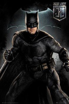 Juliste Oikeuden puolustajat - Batman Solo