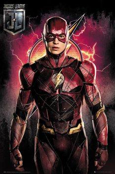 Juliste Oikeuden puolustajat - Flash Solo