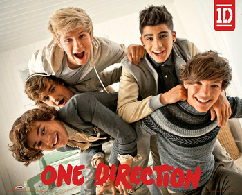 Juliste One Direction - bundle