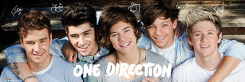 Juliste  One Direction - group