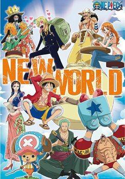Juliste One Piece - New World Team