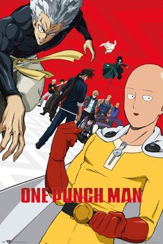 Juliste One Punch Man - Season 2