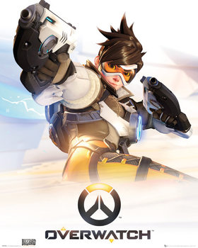 Juliste Overwatch - Key Art