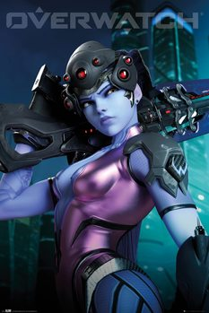 Juliste Overwatch - Widow Maker