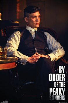 Juliste Peaky Blinders - By Order Of The